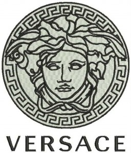 well known logos in high fashion